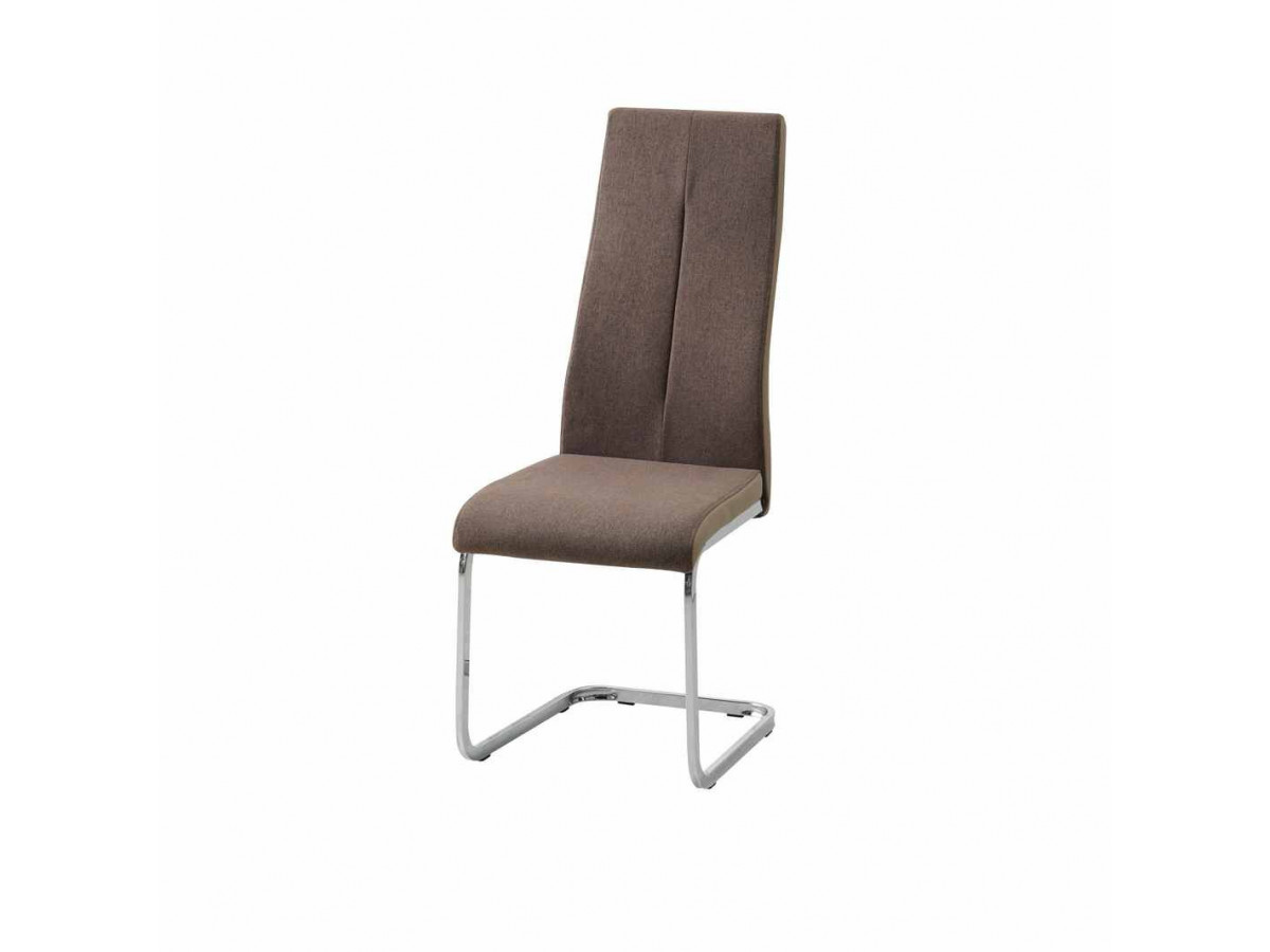 Lot de 4 chaises tissu VICTORIA