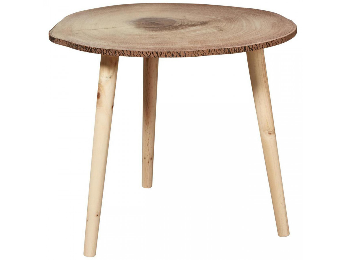 Table basse SENK Bois naturel