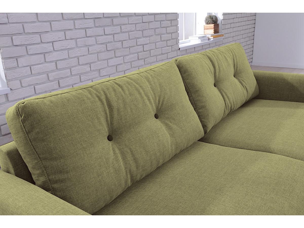 Canapé droit SCANDI