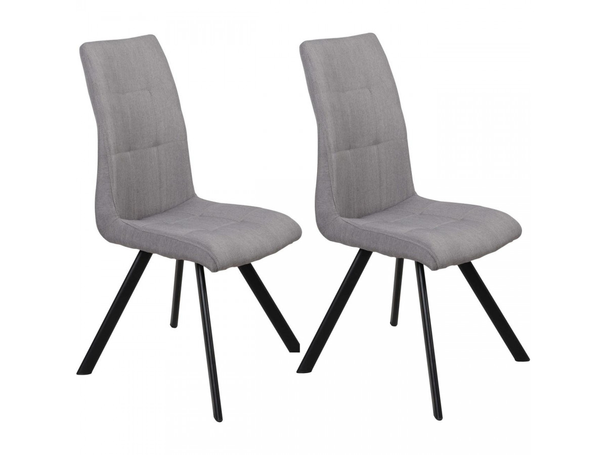 Lot de 2 chaises COSY