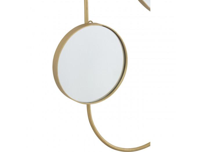 Miroir rond Ennis3