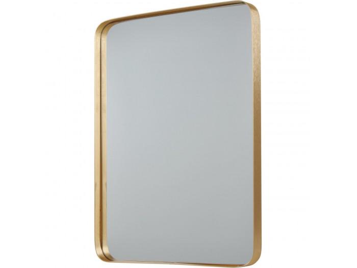 Miroir et tendance de forme rectangulairee en aluminium Traun3