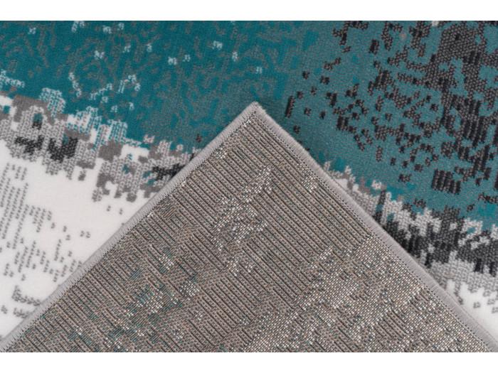 Tapis LUCIO Bleu 120cm x 170cm5
