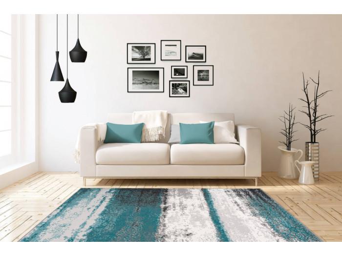 Tapis LUCIO Bleu 160cm x 230cm1