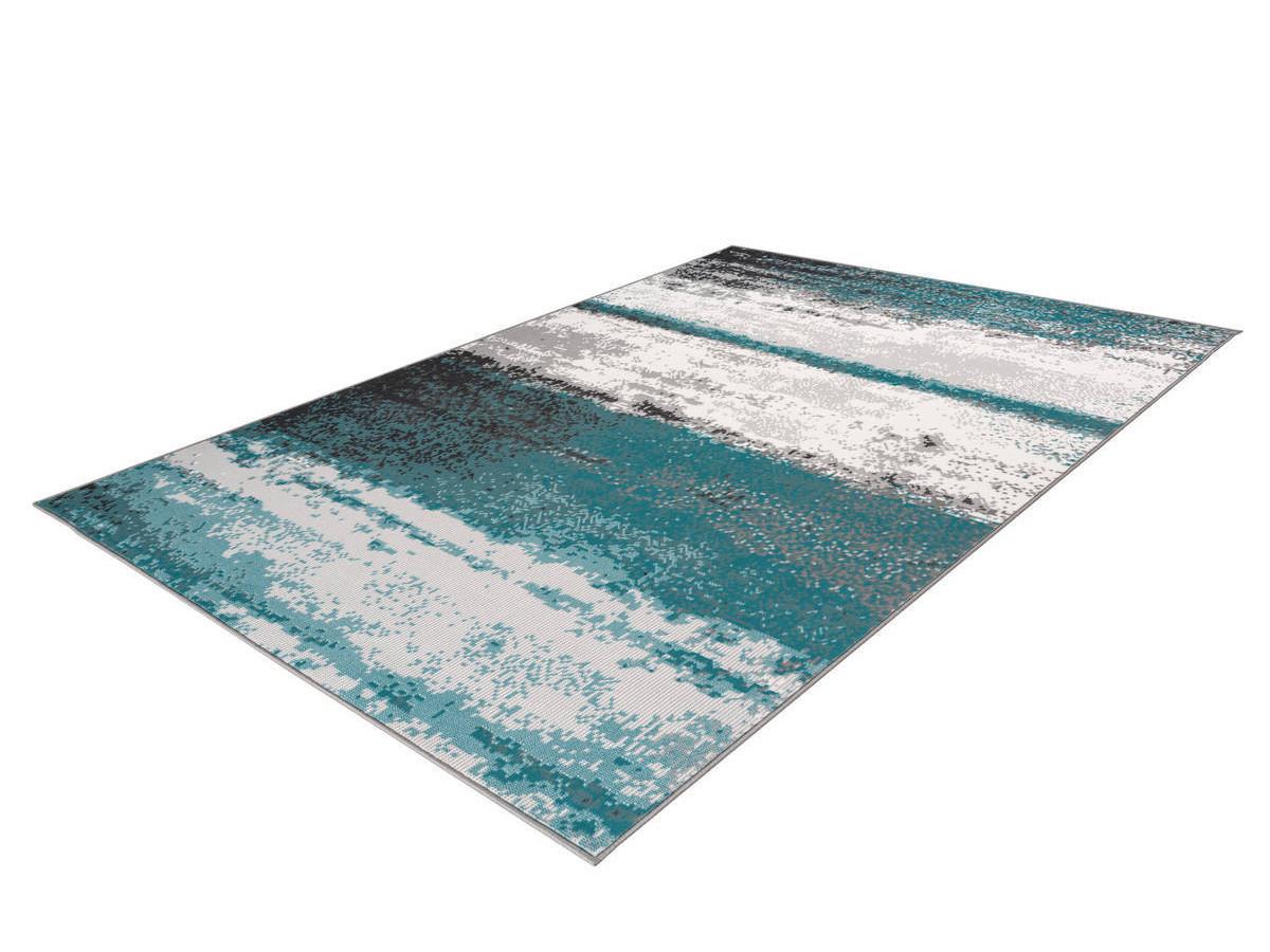 Tapis LUCIO Bleu 80cm x 150cm