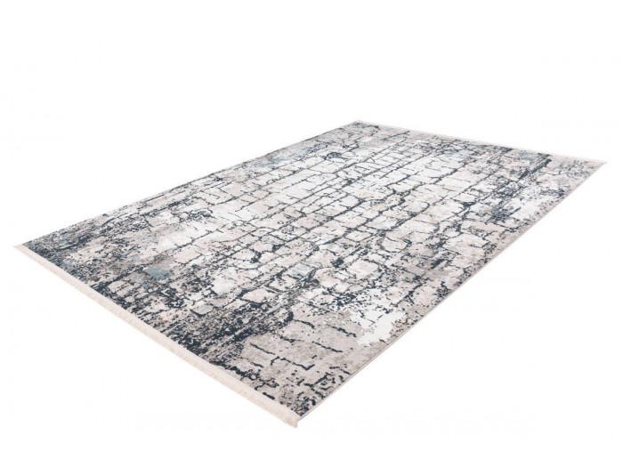Tapis ARROW Gris / Bleu 80cm x 150cm2