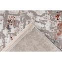 Tapis ARROW Gris / Rose saumon 120cm x 180cm5