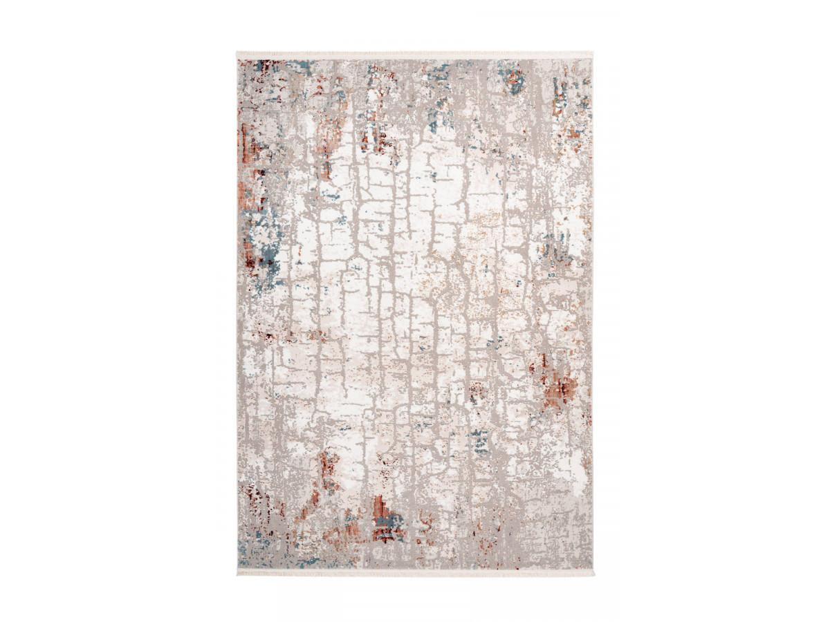 Tapis ARROW Gris / Rose saumon 160cm x 230cm3