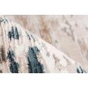 Tapis TORI Gris / Bleu 120cm x 180cm4