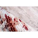 Tapis TORI Gris / Rose saumon 80cm x 150cm4