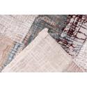 Tapis ZINEB Gris / Rose saumon 160cm x 230cm5