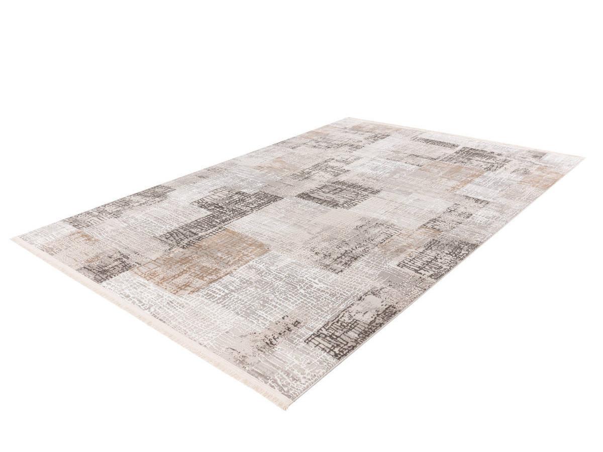 Tapis ZINEB Gris / Argenté 120cm x 180cm