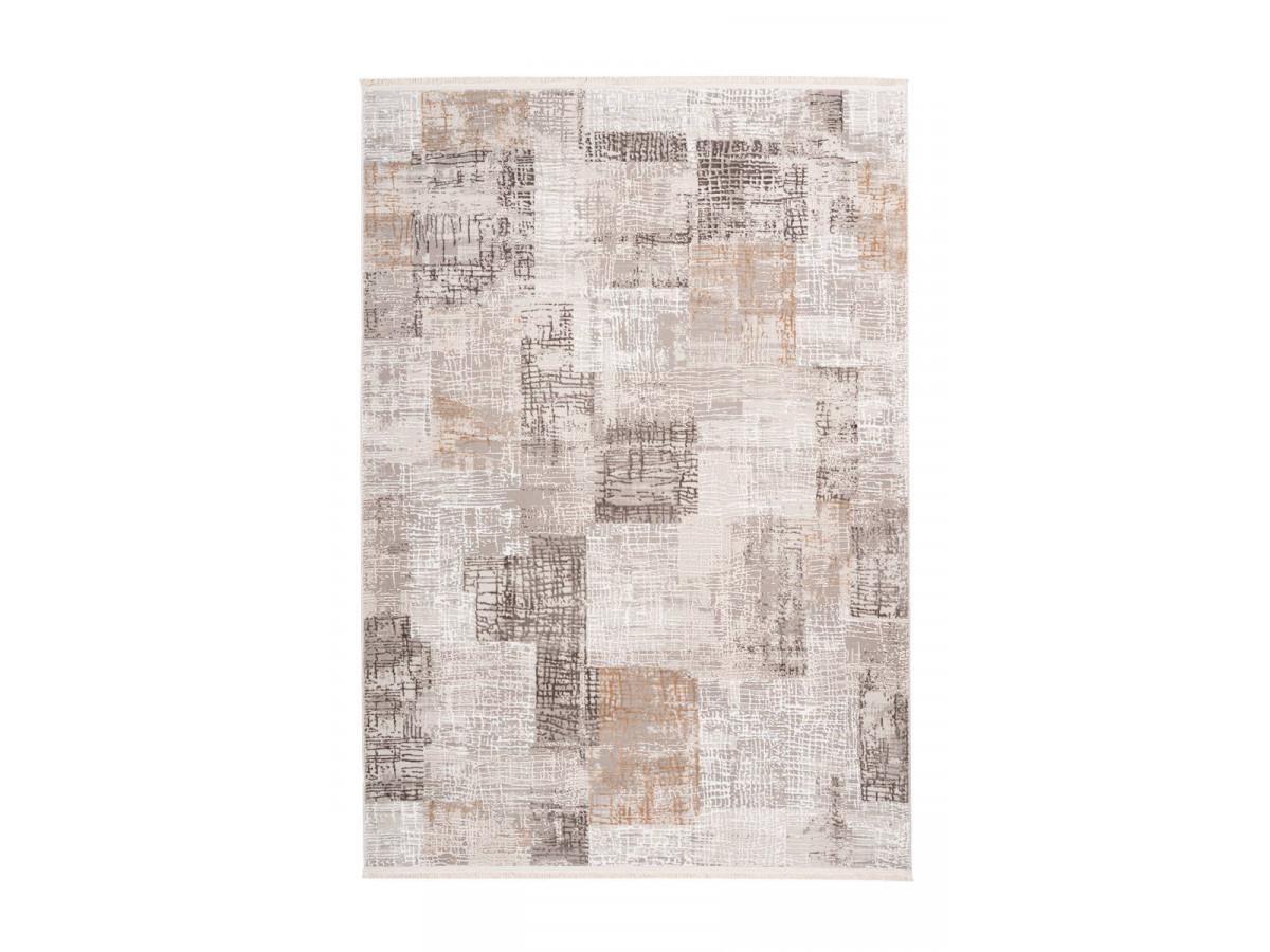 Tapis ZINEB Gris / Argenté 160cm x 230cm3