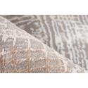 Tapis ZINEB Gris / Argenté 80cm x 150cm4