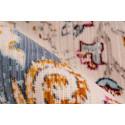 Tapis VIKI Blanc/ Bleu 120cm x 170cm4
