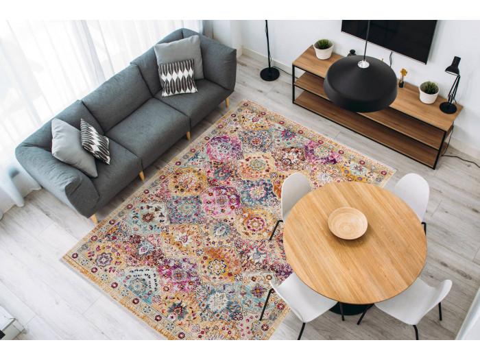 Tapis VIKI Multicolor 80cm x 150cm1