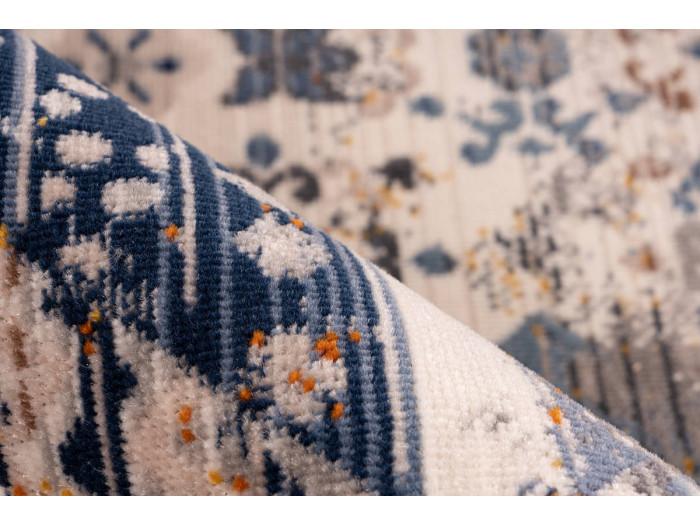 Tapis VIKI Multicolor / Bleu 200cm x 290cm4