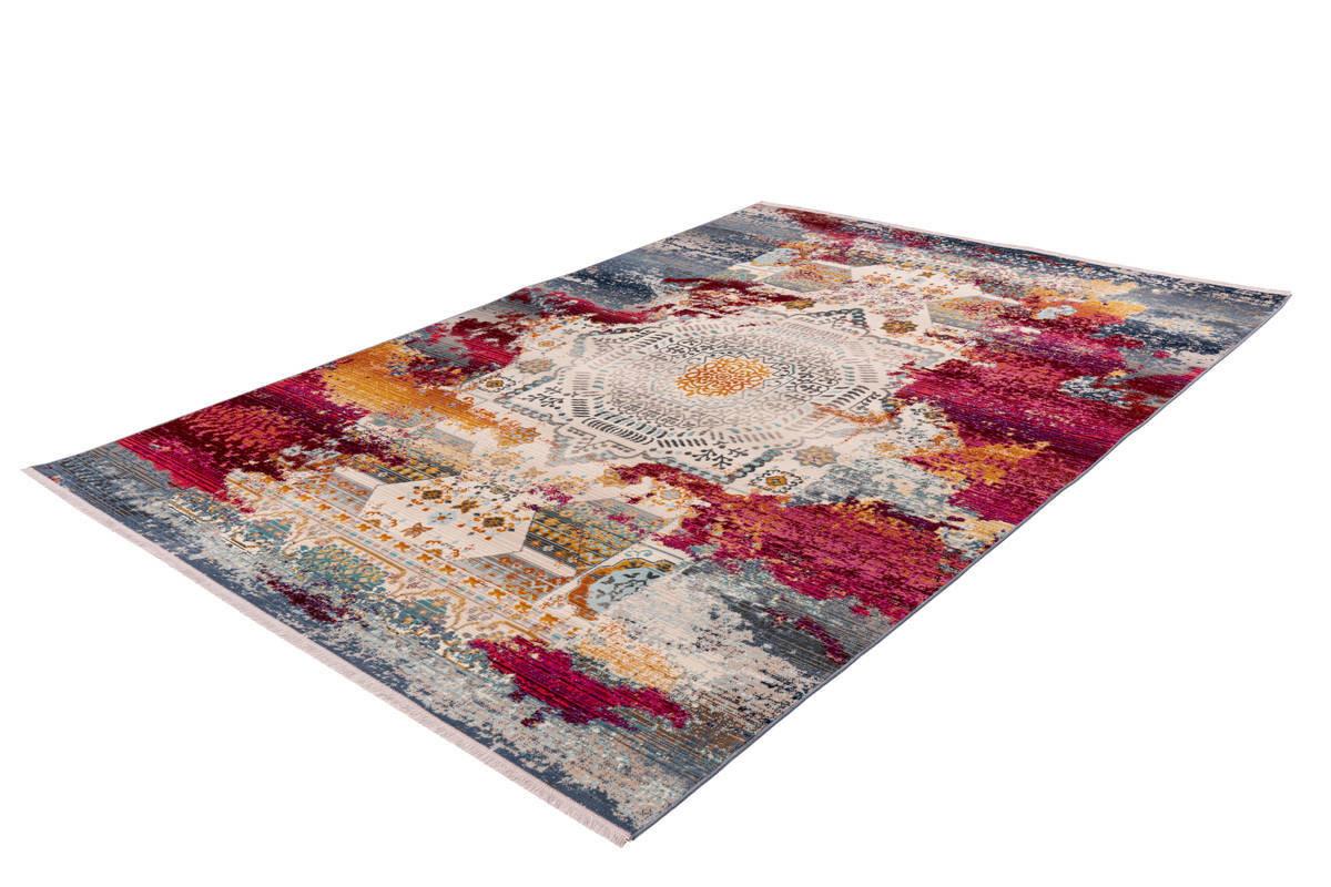 Tapis VIKI Multicolor / Rouge 160cm x 230cm2