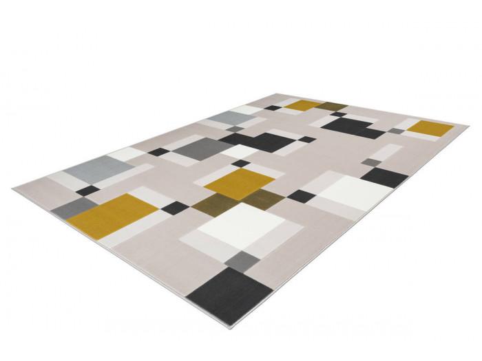Tapis LUCIO Crème /Vert 80cm x 150cm5