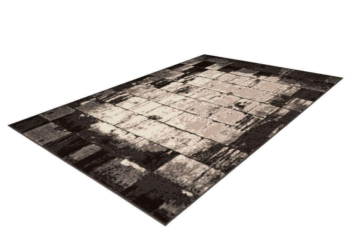 Tapis LUCIO Crème / Marron 160cm x 230cm2
