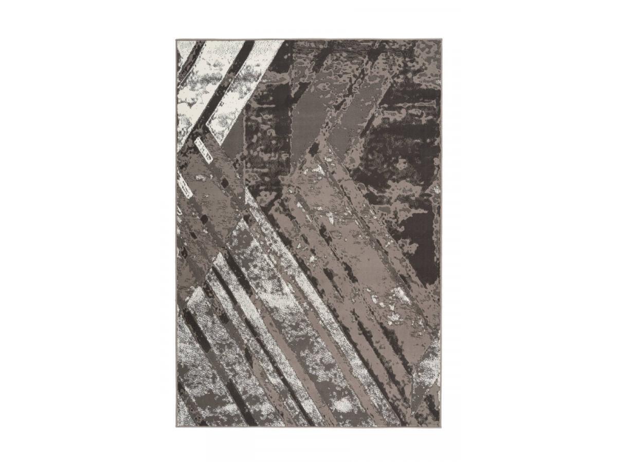 Tapis LUCIO Gris / Crème 120cm x 170cm3