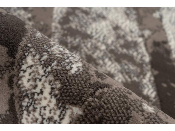 Tapis LUCIO Gris / Crème 120cm x 170cm4