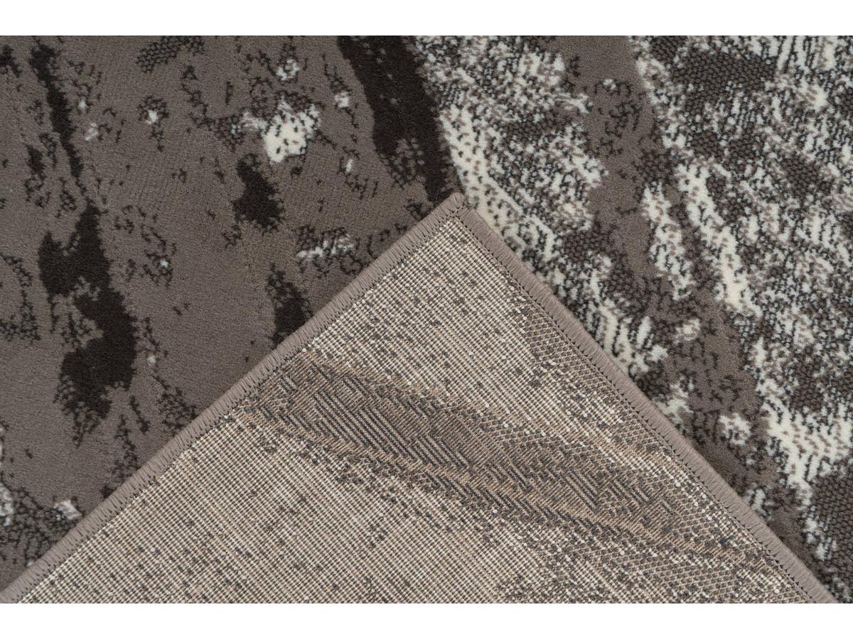 Tapis LUCIO Gris / Crème 200cm x 290cm5
