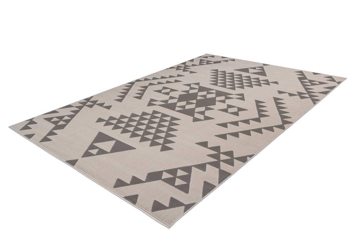 Tapis ZIKA Crème / Taupe 200cm x 290cm2