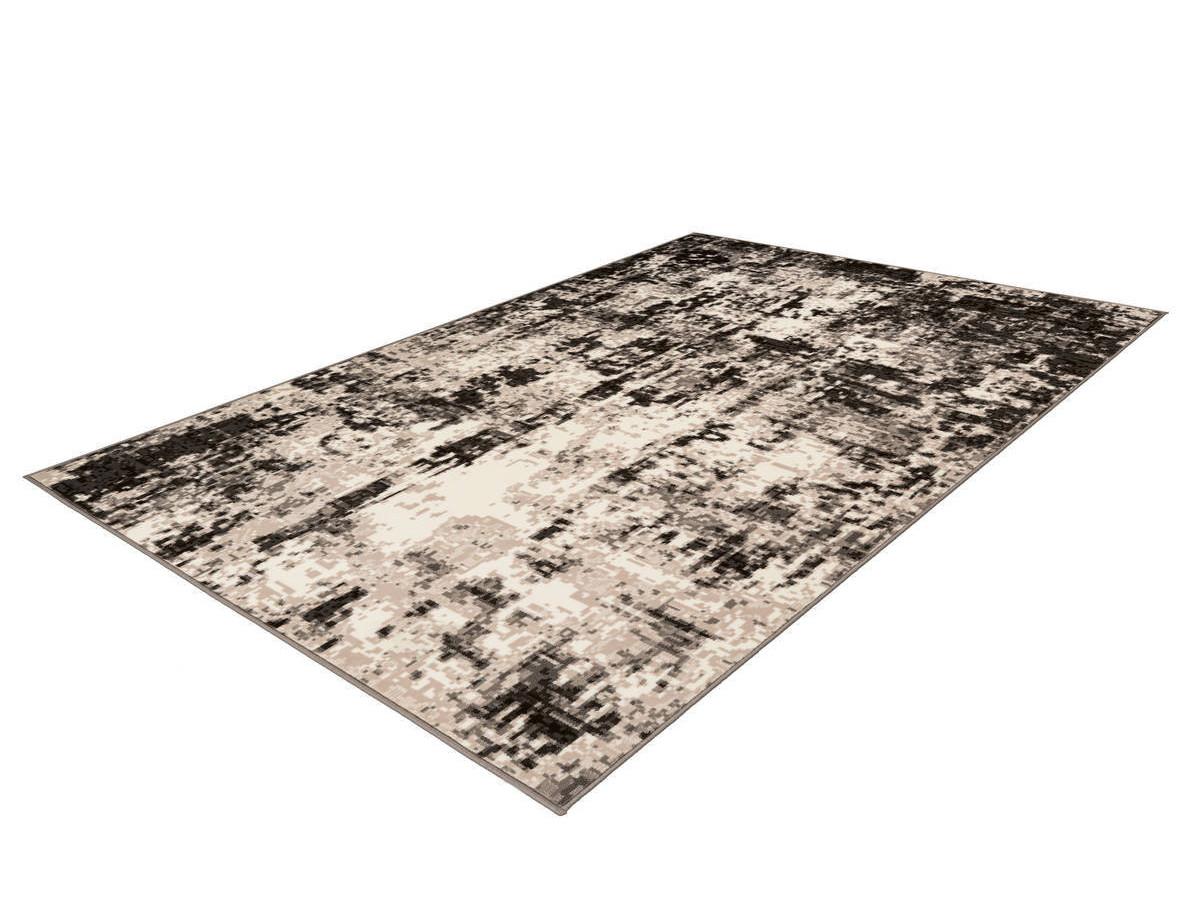 Tapis SANTOR Crème / Marron 160cm x 230cm2