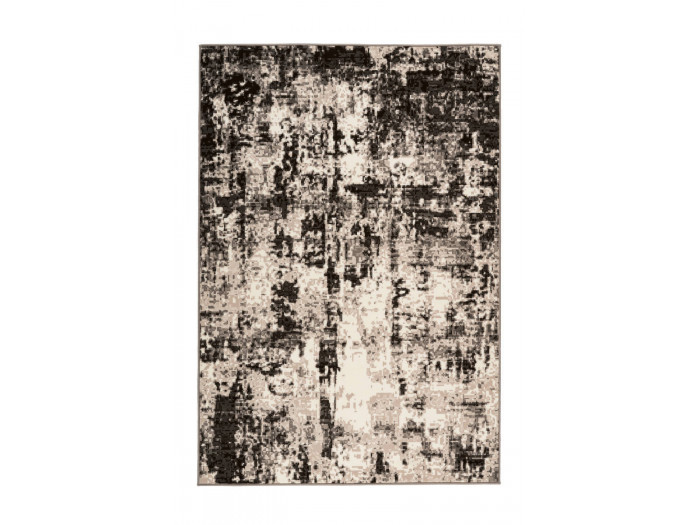 Tapis SANTOR Crème / Marron 80cm x 150cm3