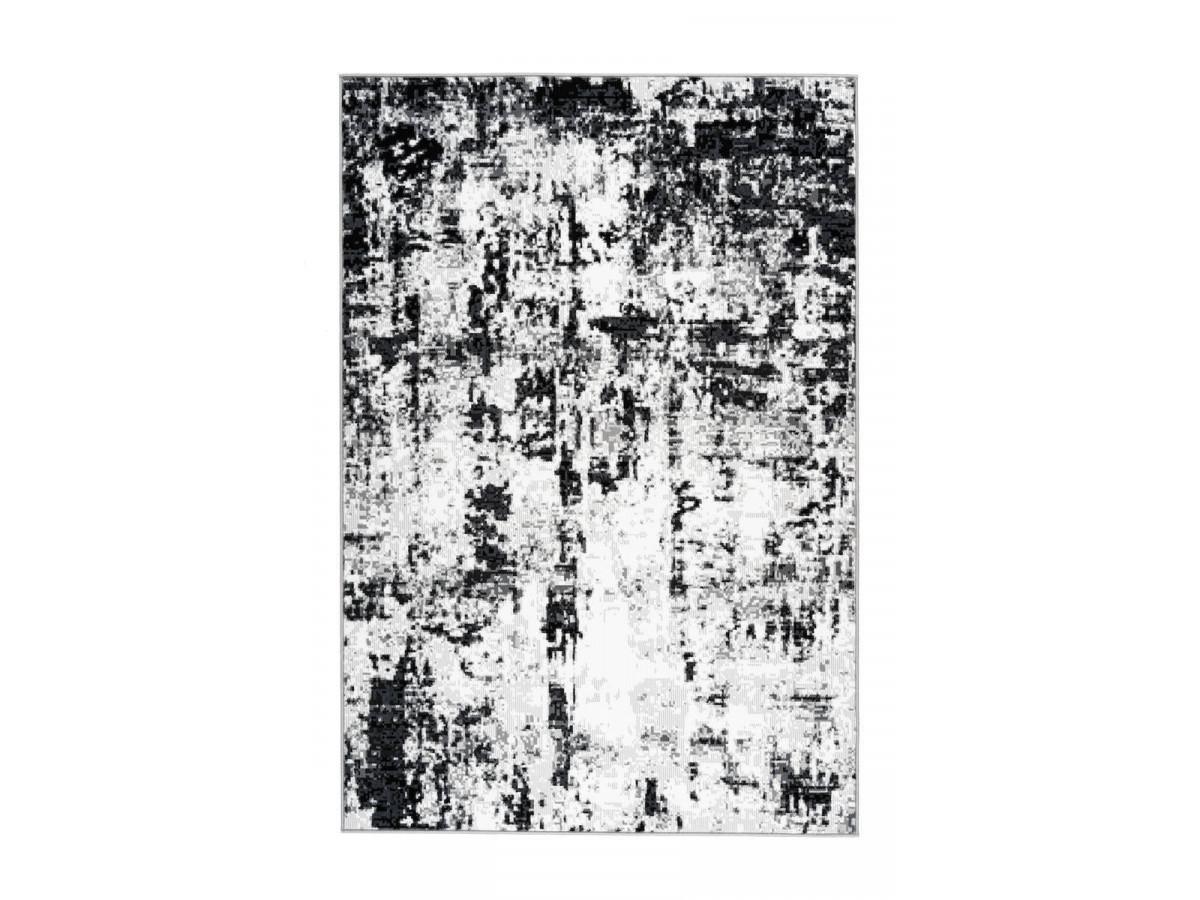 Tapis SANTOR Gris / Blanc 160cm x 230cm3