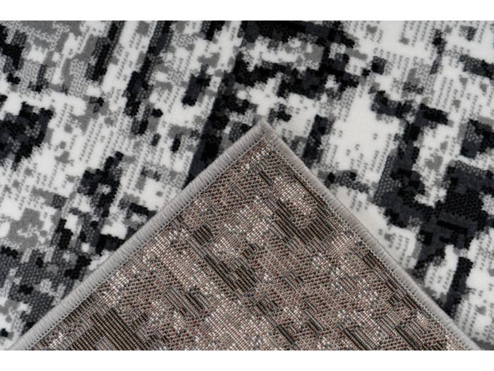 Tapis SANTOR Gris / Blanc 200cm x 290cm5