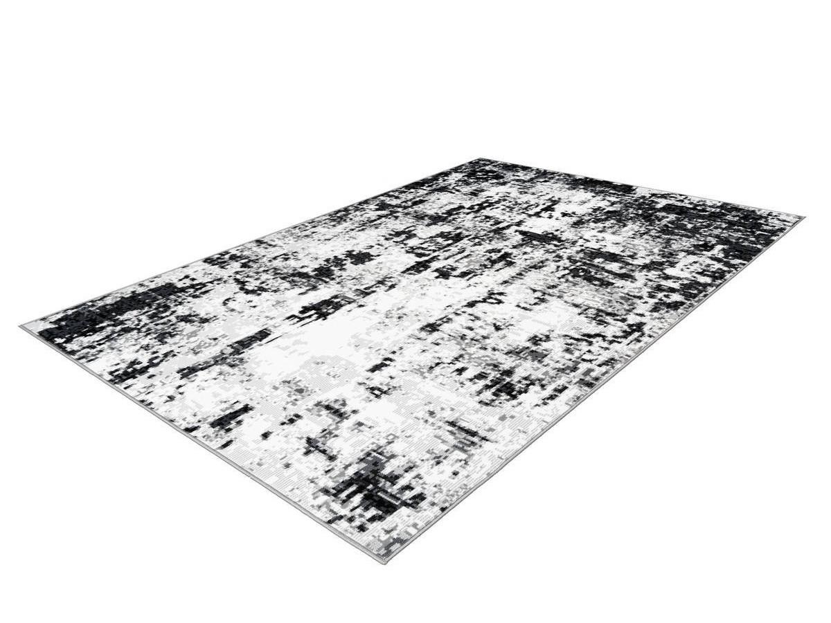 Tapis SANTOR Gris / Blanc 80cm x 150cm
