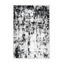 Tapis SANTOR Gris / Blanc 80cm x 150cm3