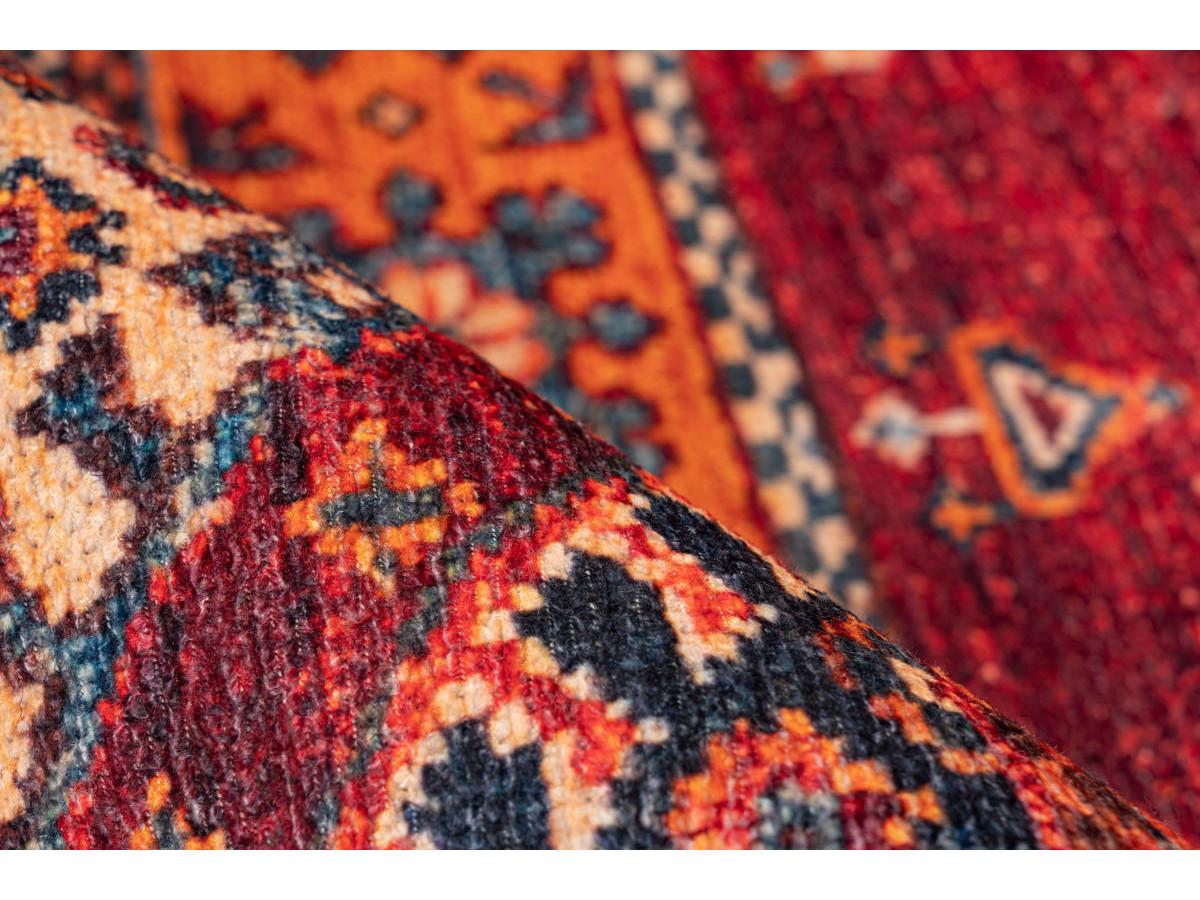 Tapis ASSA Multicolor / Rouge 200cm x 290cm4