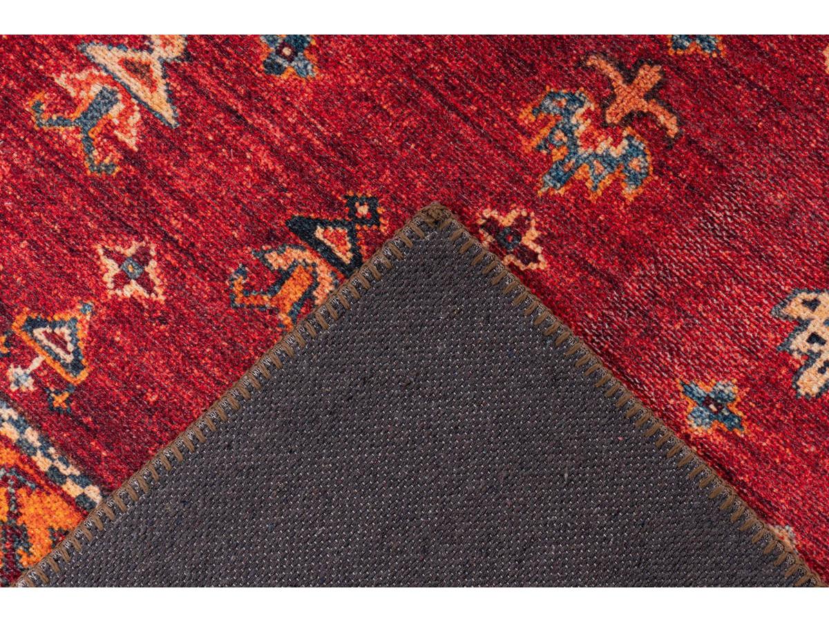 Tapis ASSA Multicolor / Rouge 200cm x 290cm5