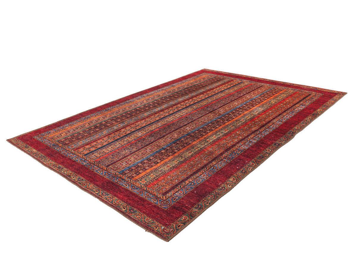 Tapis ASSA 2 Multicolor / Rouge 200cm x 290cm