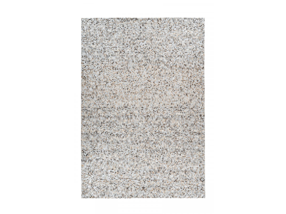 Tapis TORI Gris / Argenté 160cm x 230cm3