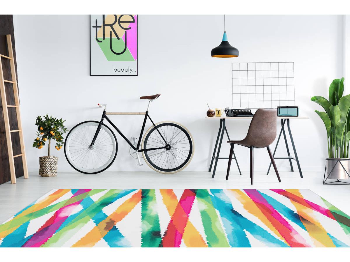 Tapis STRAPY Multicolor 200cm x 290cm1
