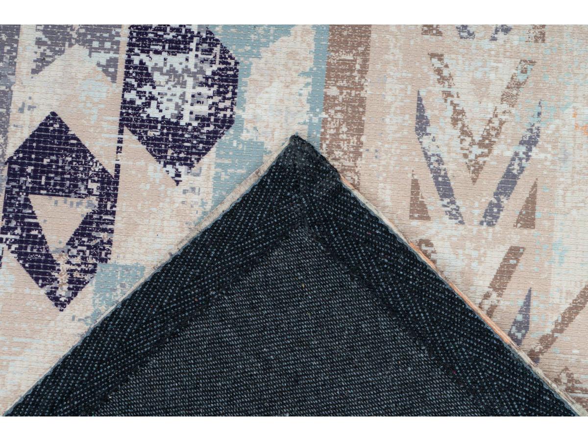 Tapis APACHE Multicolor / Bleu 200cm x 290cm5
