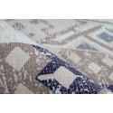 Tapis APACHE Multicolor / Bleu 80cm x 150cm4