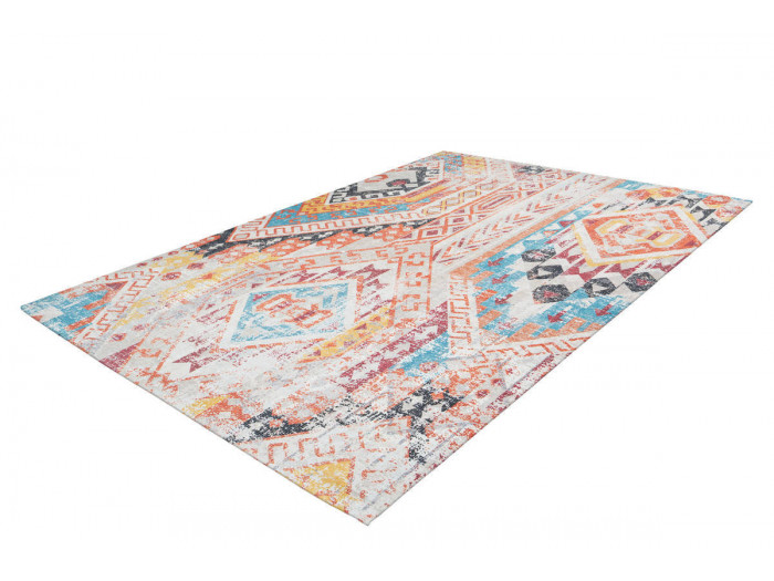 Tapis APACHE Multicolor / Orange 200cm x 290cm