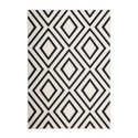 Tapis ZAGORA Ivoire / Noir 80cm x 300cm3
