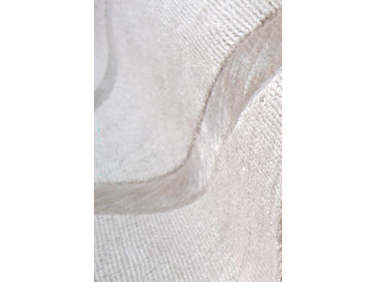 Tapis VENITTO Ivoire / Taupe 120cm x 170cm5
