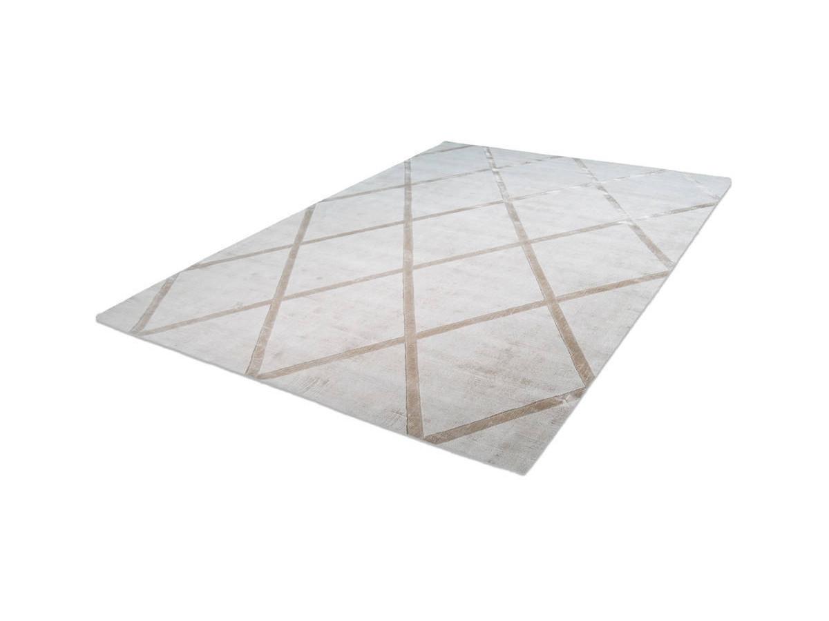 Tapis VENITTO Ivoire / Taupe 200cm x 290cm