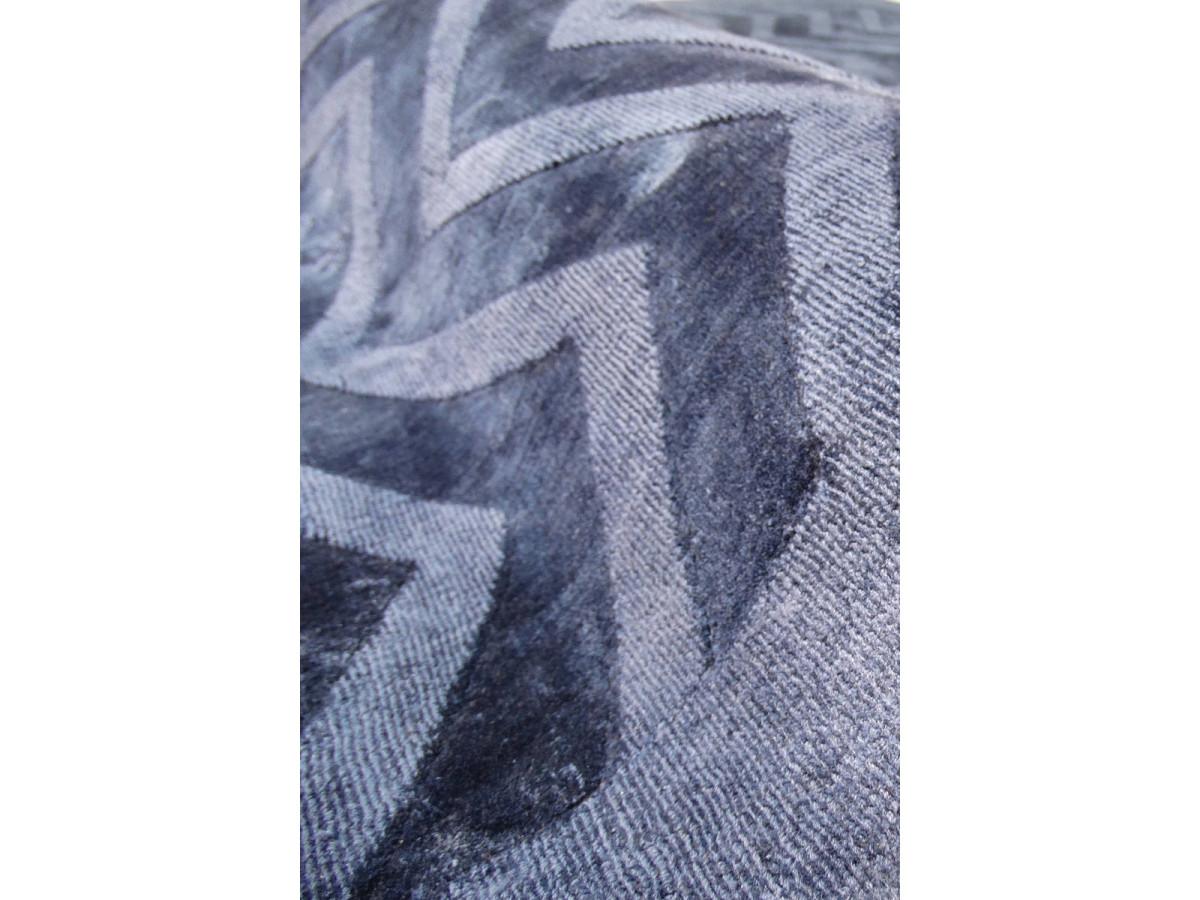 Tapis VENITTO Bleu 120cm x 170cm5