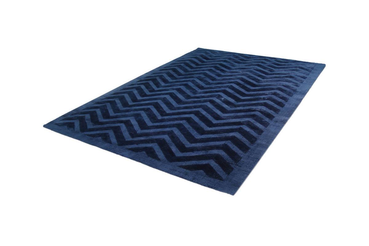 Tapis VENITTO Bleu 160cm x 230cm2