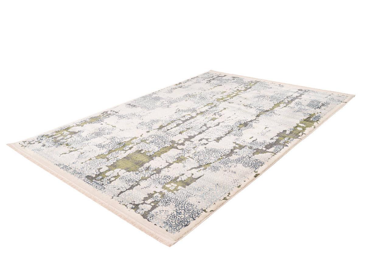 Tapis TENZO Gris /Vert 80cm x 150cm