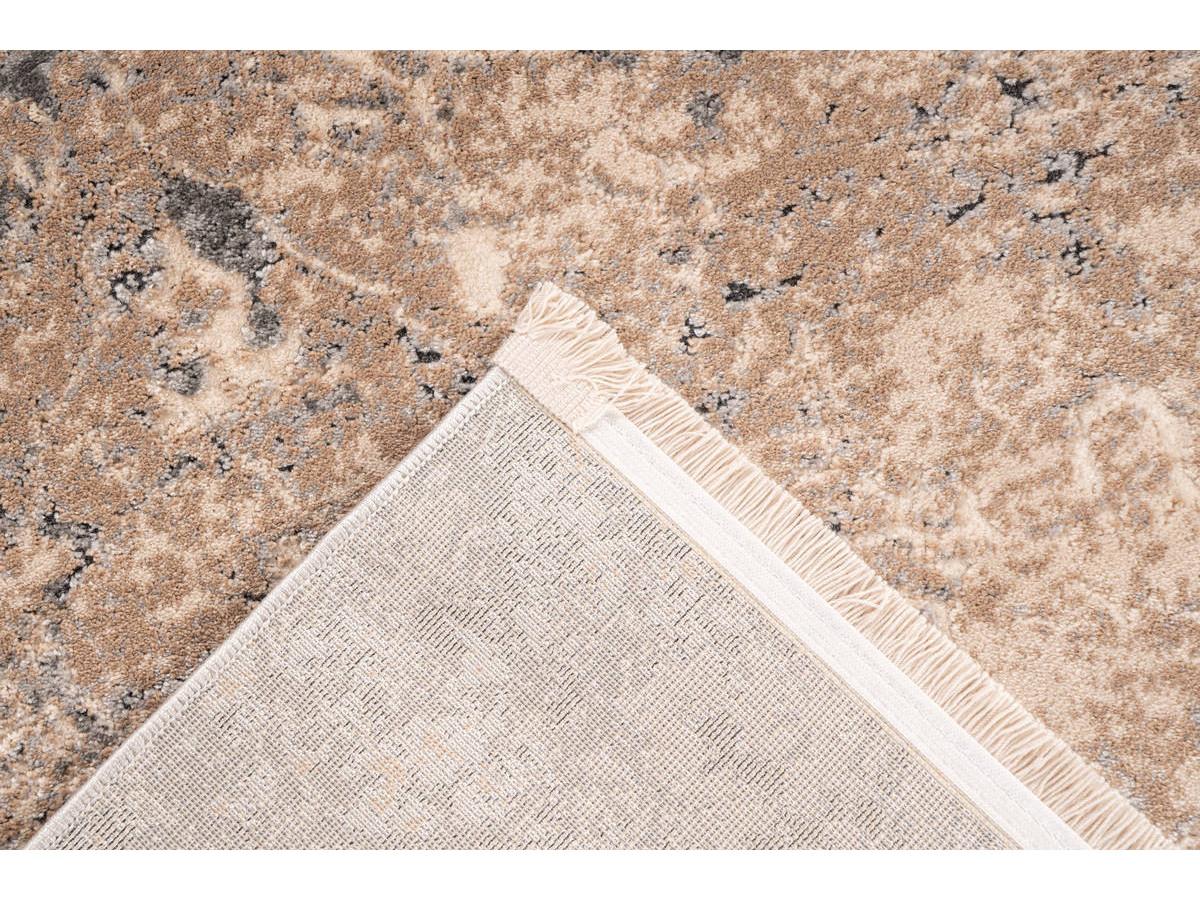 Tapis TENZO Multicolor / Beige 80cm x 150cm5