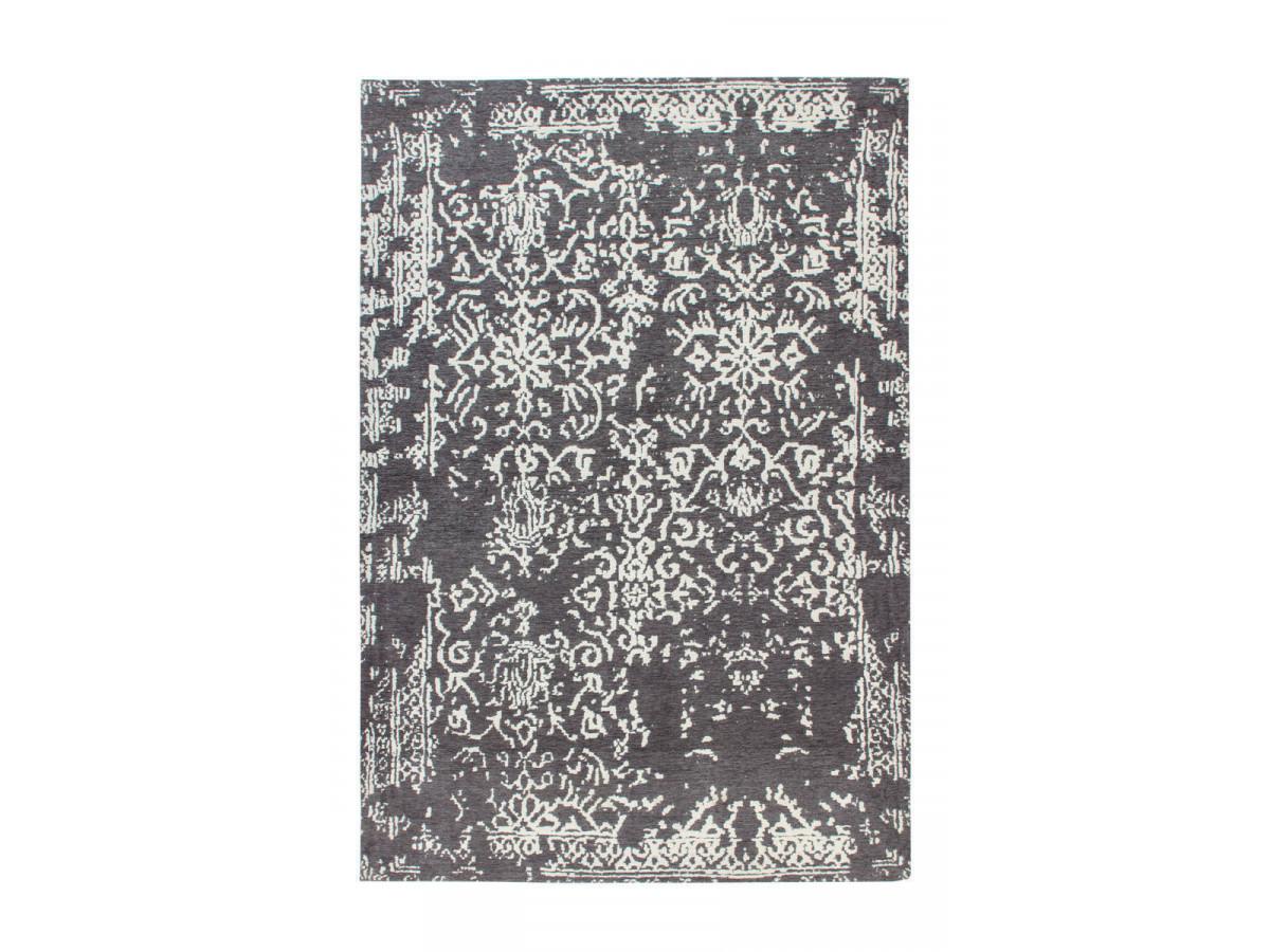 Tapis KADIX Gris / Anthracite 80cm x 150cm3
